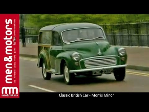Classic British Car – Morris Minor