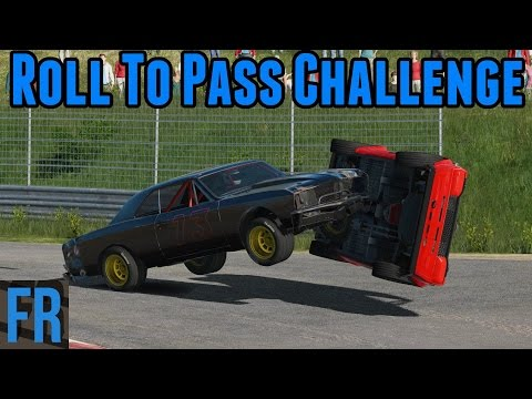 Wreckfest - Roll To Pass Challenge