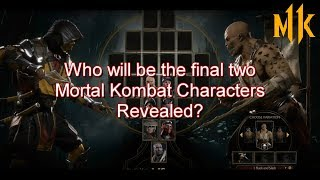 Mortal Kombat 11 Roster Update; Who will be the final two?