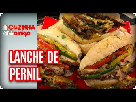 Lanche De Pernil - Patricia Gonçalves | Cozinha Amiga (24/01/18)