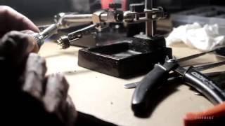 SERUNIAUDIO™ // SEM-01 Proses Pembuatan Mikrofon SEM-01