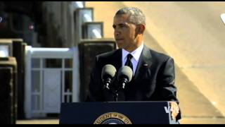 Highlights From President Obama's Speech in Selma