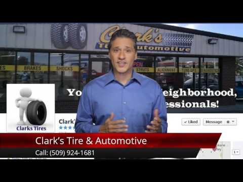 Clarks Tire & Auto 5 Star Review by Alex T