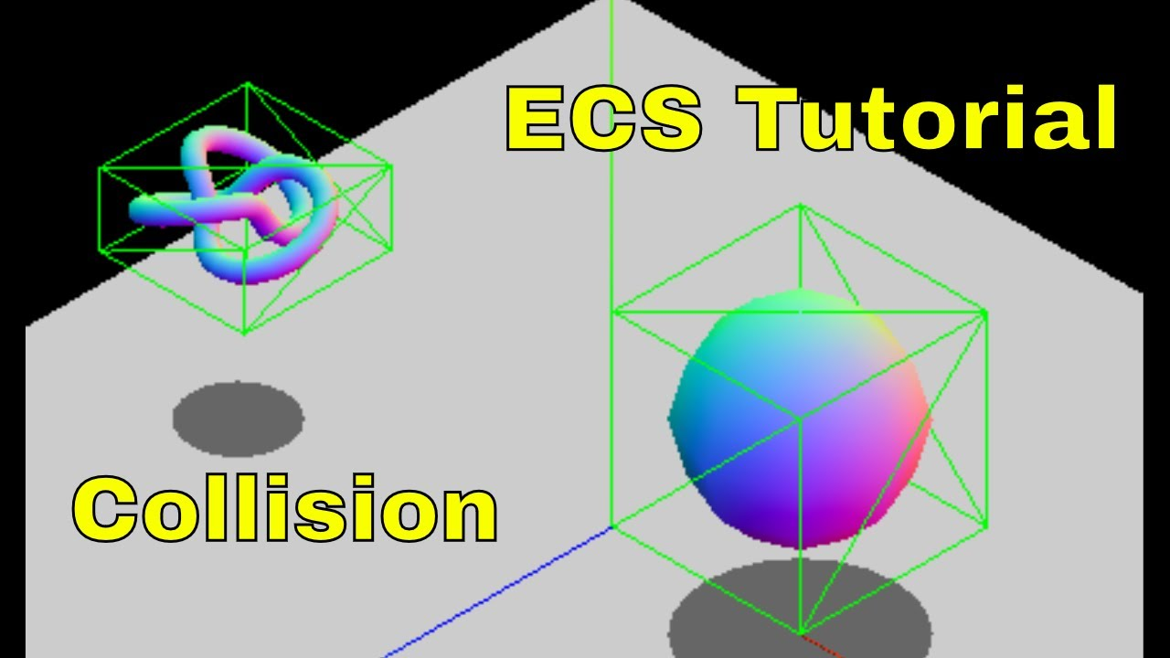[ECS Tutorial] Making an RTS with Unity's ECS - Collisions (Axis-Aligned  Bounding Box)