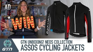 MILLE GT ASSOS Cycling Jackets - NEOS Collection  | GTN Unboxing