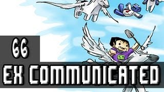 Minecraft   The Ex-Communicated Series Ep.66   Building a Cow Hole!