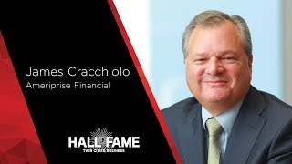 2018 Minnesota Business Hall of Fame: James Cracchiolo presented by Karen Wilson Thissen