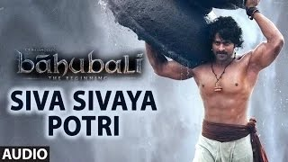 Siva Sivaya Potriyae  - Bahubali HD Full Video song 720p
