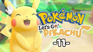 Rock Tunnel #11 Pokemon: Let's Go Pikachu! | Nintendo Switch | PL | Gameplay | Zagrajmy w