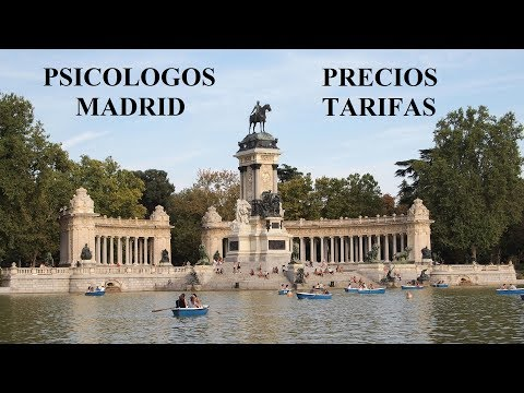 PSICOLOGOS MADRID PRECIOS - PSICOLOGOS BARATOS MADRID