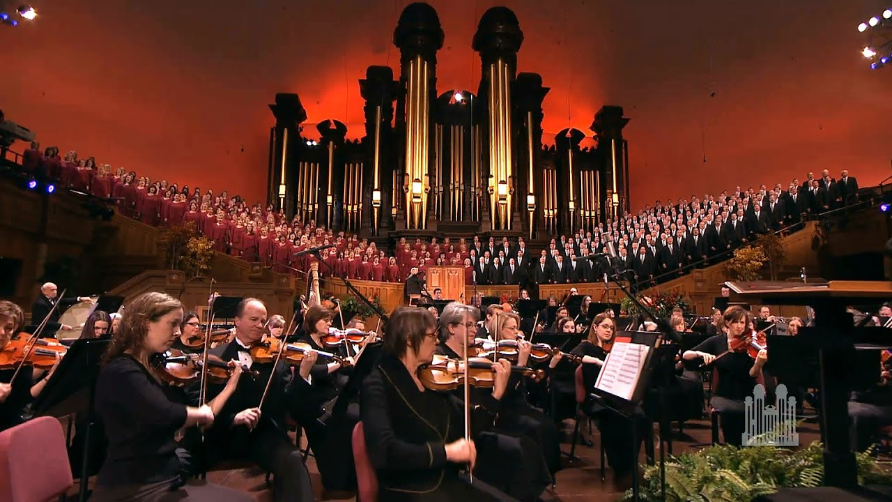 Mormon Tabernacle Choir* Mormon Tablernacle Choir, The - The Spirit Of Christmas: Christmas Carols Sung By The Mormon Tabernacle Choir