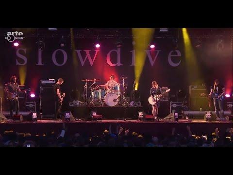 Slowdive live at Route du Rock 2014