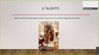 Talento e Sport, costruire alleanze genitori-allenatori, Webinar con la prof.ssa Alessandra Priore
