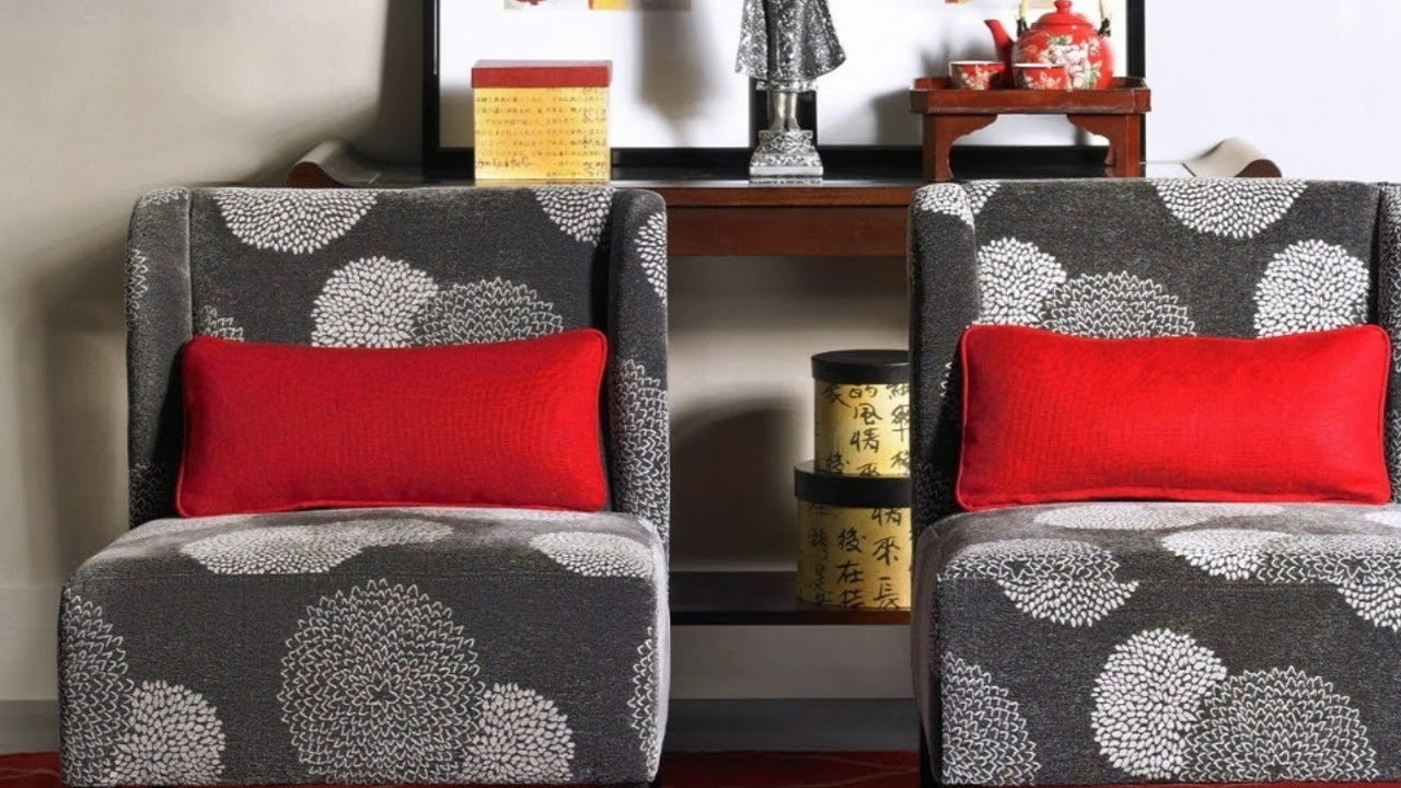 Red Accent Chairs Ideas