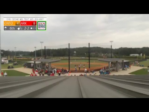Oxford vs. Arkansas - DYB Ozone WS