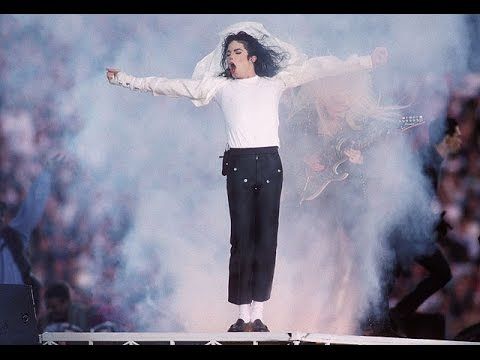 How the NFL convinced Michael Jackson to perform at Super Bowl XXVII