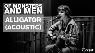 Of Monsters And Men Alligator Acoustic, live at The Current.mp3