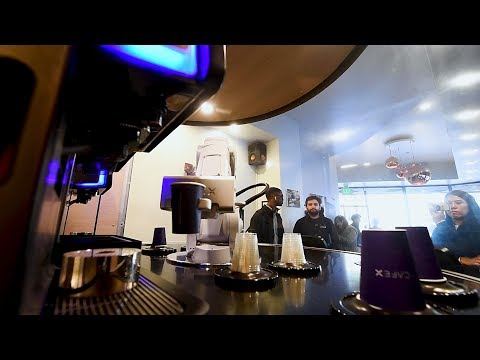 Cafe X COO talks 'the right moment' for robot baristas