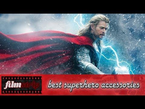 5 Best Superhero Accessories: FilmStrip