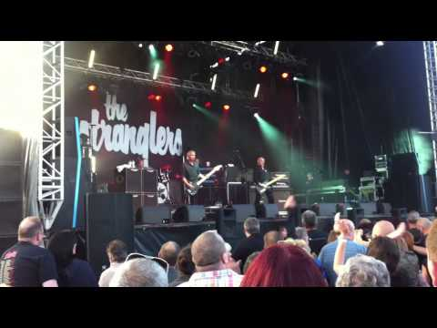 The Stranglers - No More Heroes (Whitehaven, 5th July 2014)