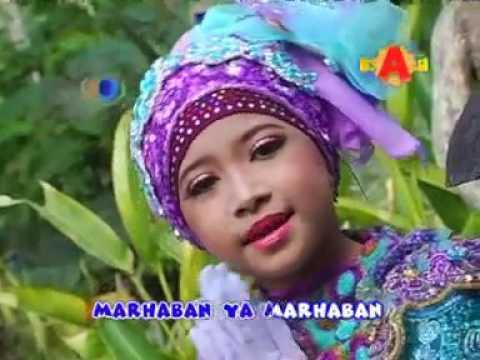 lagu sholawat anak islami nabila surga ditelapak kaki ibu