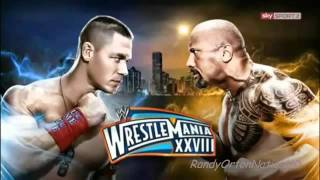 WWE Wresltlemania 28 Official Theme Song - Invincible By Machine Gun Kelly + Download Link (HD).