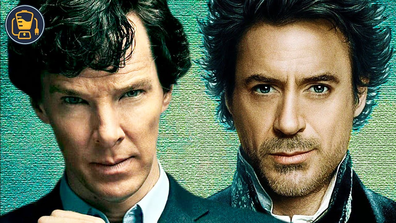 Who's The Best Sherlock Holmes Actor? Downey Jr. Vs Cumberbatch