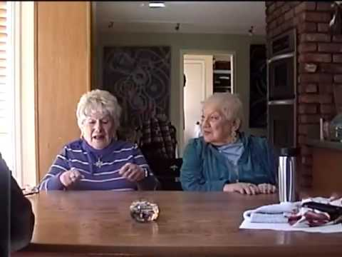 Nanni and Aunt Riti Interview 2017 01 29