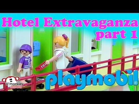 Playmobil Summer Fun Hotel Extravaganza Part 1
