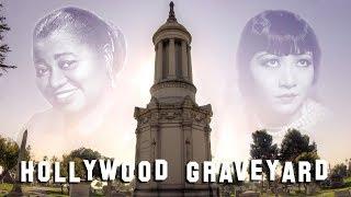 FAMOUS GRAVE TOUR - Angelus Rosedale & Chapel of the Pines (Hattie McDaniel, Anna May Wong, etc.)