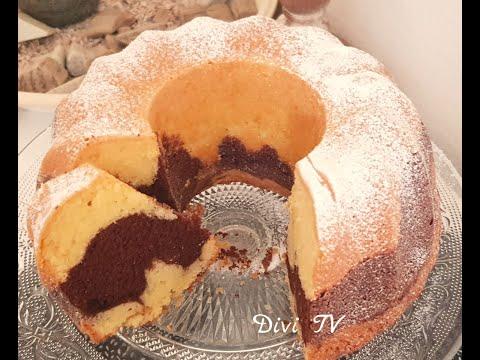 Marmorkuchen/ einfach und