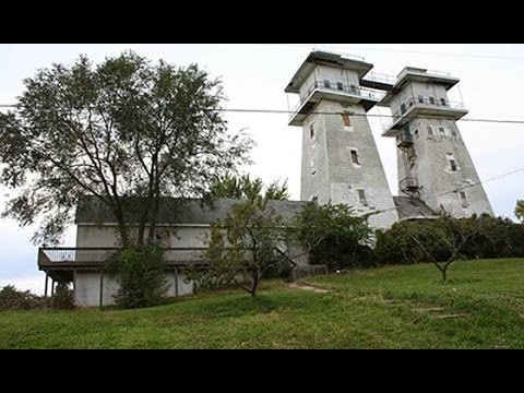 GHOST HUNTERS: the towers of mystery hill irish hills abandoned town