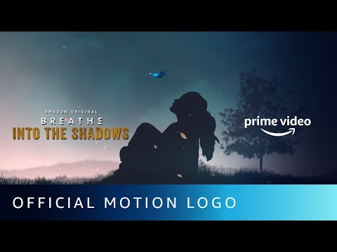 Breathe - Into The Shadows | Official Logo Motion | Amazon Original | July 10