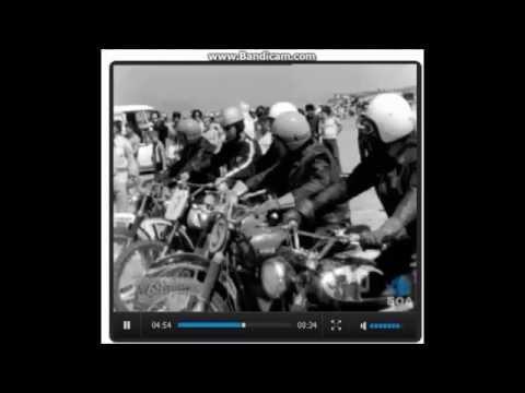 vintage motorcycle racing 70S GREECE