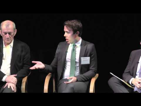 UCLA Anderson Forecast March 2015 Panel: Keeping California's Entertainment Industry Competitive