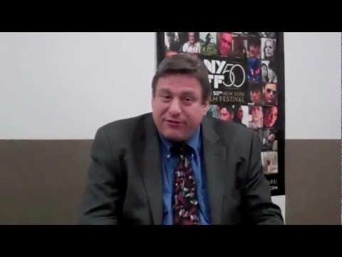 New York Film Festival Director Richard Pena Interviewed by Scott Feinberg