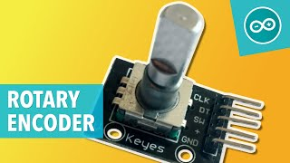 #12 Rotary encoder and interrupts