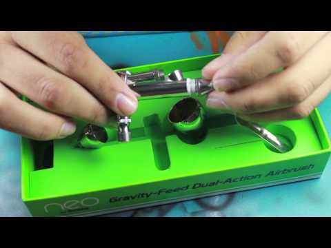 Product Review: Neo for Iwata Airbrush