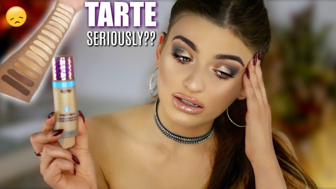 TARTE SHAPE TAPE FOUNDATION HONEST AF REVIEW