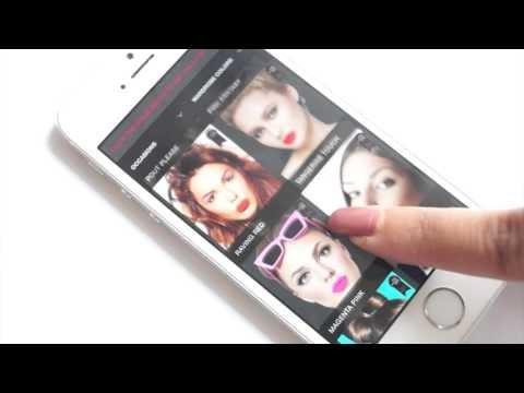How to use Lakme Makeup Pro App | corallista