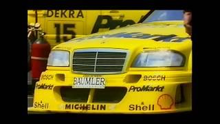 1994 DTM Season - Full Video - Champion Klaus Ludwig