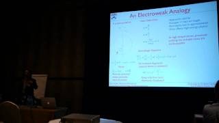 Mark Trodden: Particle Physics and Cosmology. Lecture 1