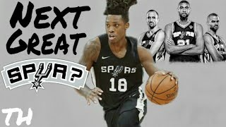 Why Lonnie Walker IV Could Be the Next Great Spur [HD]