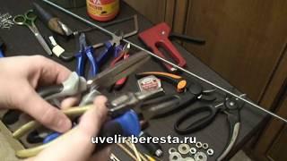 Инструмент для плетения корзин / лозоплетение