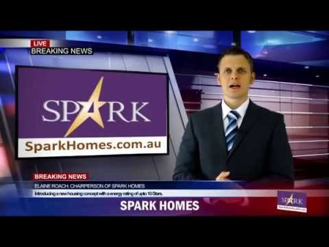 Spark Homes News, Energy Homes, Kit Homes, Pre Fab Homes for Australia