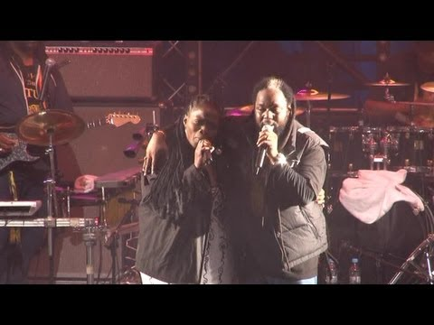 "MORGAN HERITAGE  ""Works To Do "" - Live @ OSTRÓDA REGGAE FESTIVAL 2012"