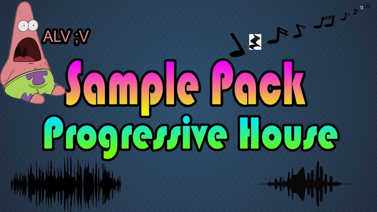 Progressive house sample packs dance midi samples.