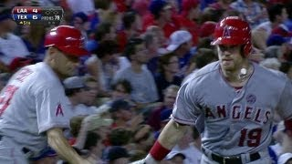 Cowgill's first Angel home run makes it 6-4