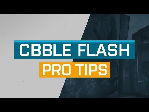 CS:GO - ProTips: Cbble - A-site Ramp Pop Flash