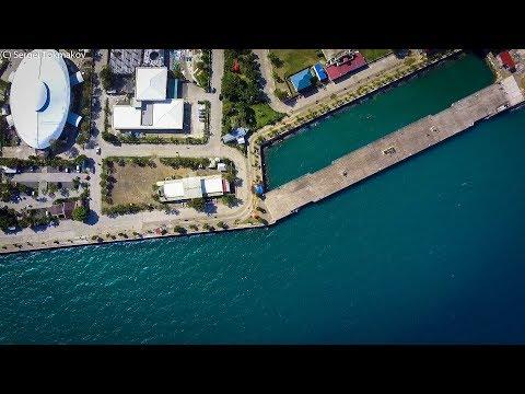 Naga City Boardwalk Aerial